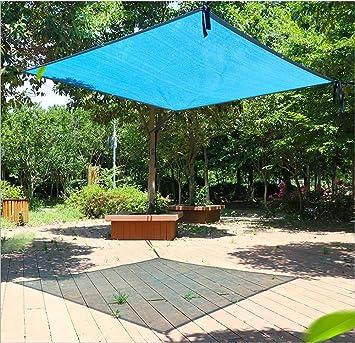 INOBXR - Protector Solar de Tela con Ojales para Cubrir Plantas ...