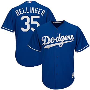 3090adc28 Majestic Cody Bellinger Los Angeles Dodgers MLB Youth Blue Alternate Cool  Base Replica Jersey (Youth