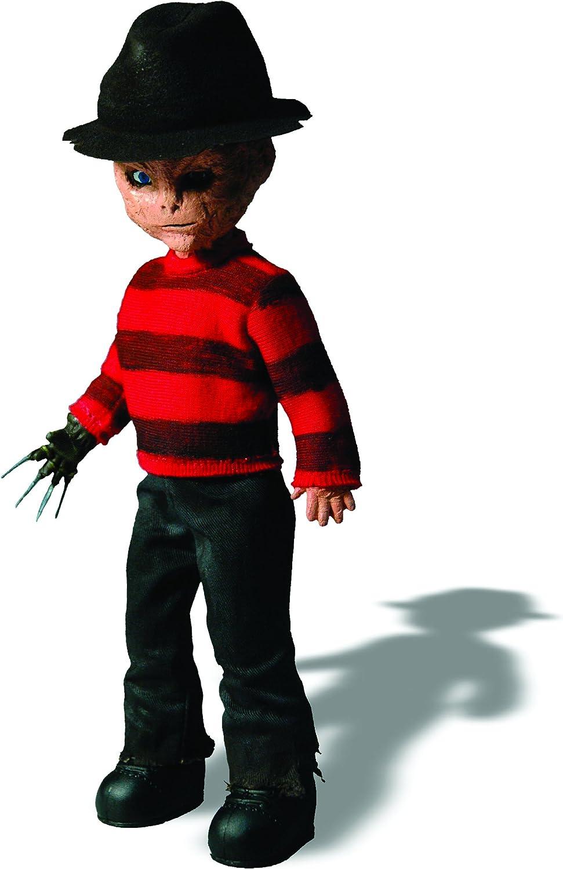 Amazon.es: Living Dead Dolls Freddy Krueger 2010 23 Cms: Juguetes ...