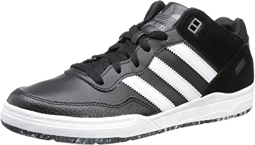 adidas Herren Artillery As Low top, Schwarz (BlackIron Met