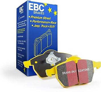 EBC Brakes DP41207R Yellowstuff Performance Brake Pads