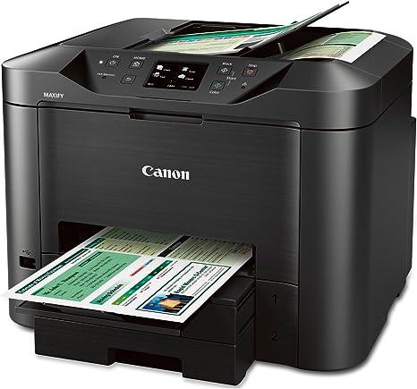 Amazon.com: Canon MAXIFY mb5320 impresora de inyección de ...