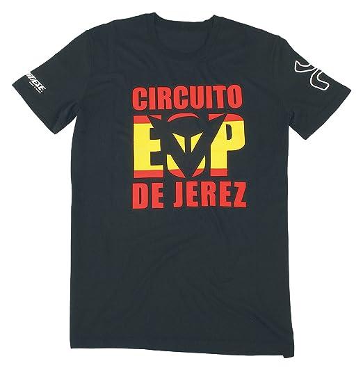 Amazon.com: Dainese Jerez D1 - Camiseta para hombre, talla ...