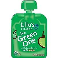 Ella's Kitchen - Smoothies - The Green One - 90g