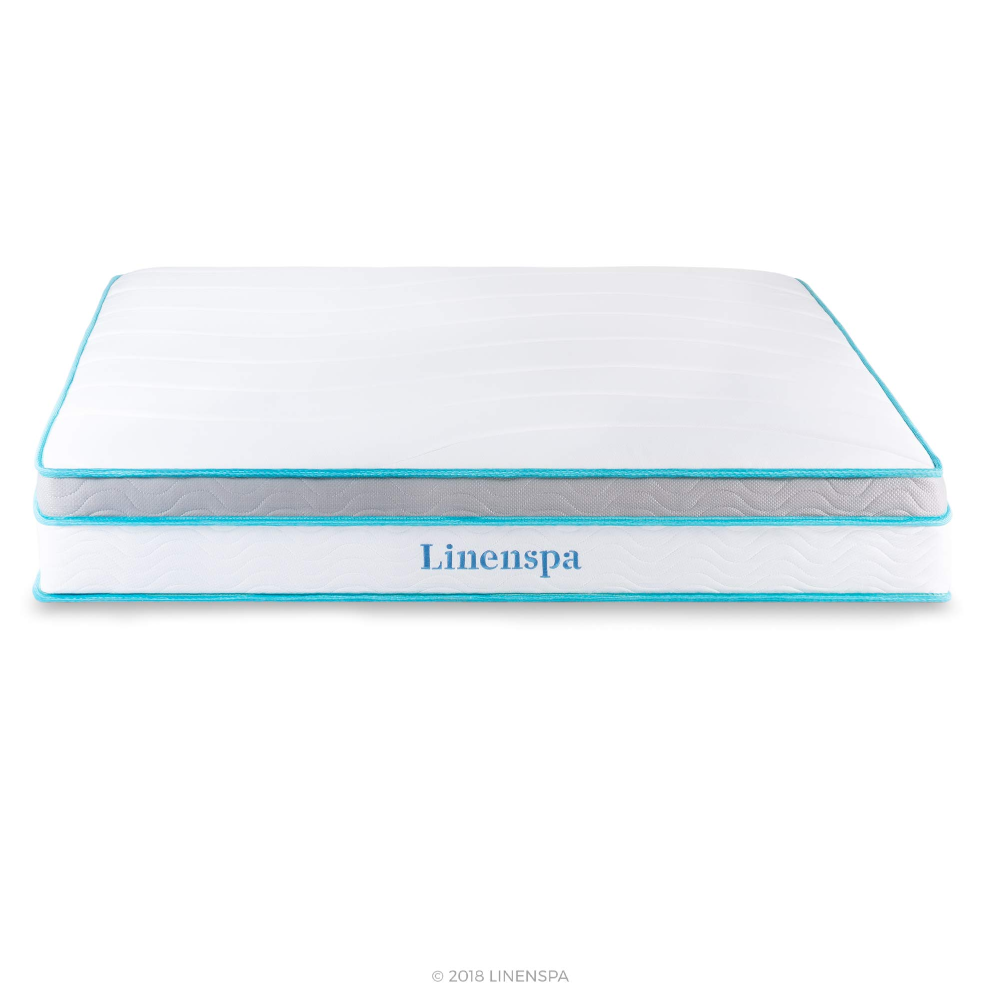 Linenspa LS10FFMFSP Bed Mattress Conventional, Full, 10-Inch by Linenspa (Image #7)