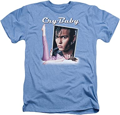 CRY BABY Movie Johnny Depp Picture Licensed Women/'s T-Shirt All Sizes