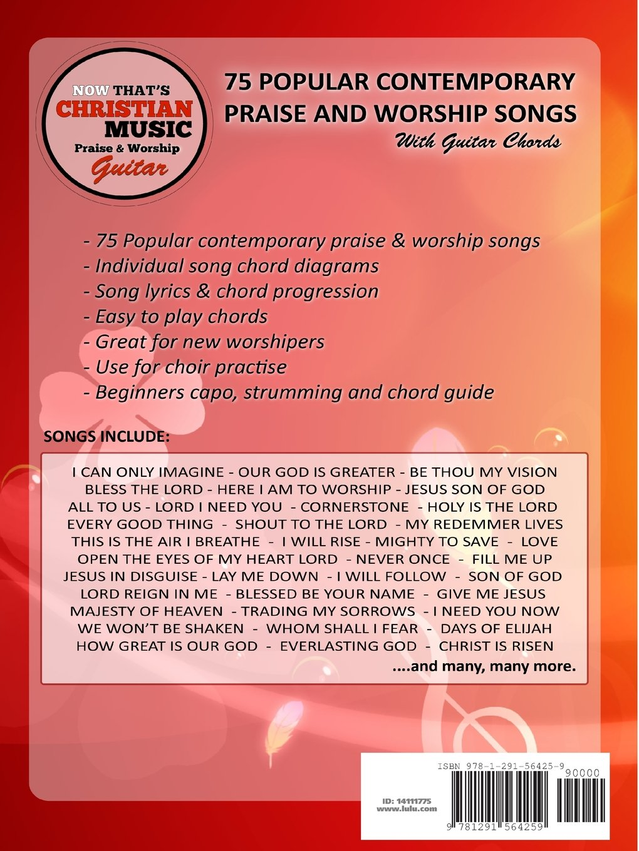 Now Thats Christian Music Guitar Jason Beattie 9781291564259