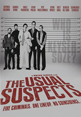 Amazon com: Usual Suspects, The: Kevin Spacey, Gabriel Byrne