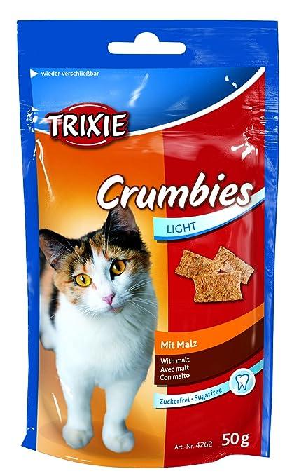 Trixie Crumbies con Malta, 50 g