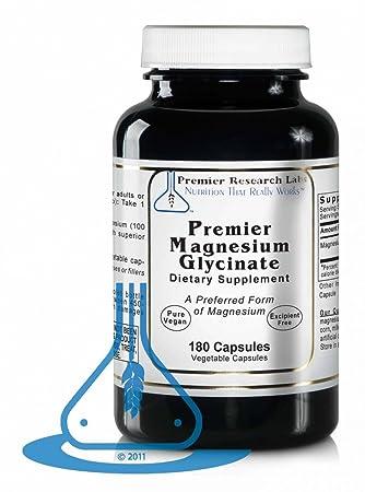 Magnesium, Premier (180 V-caps)