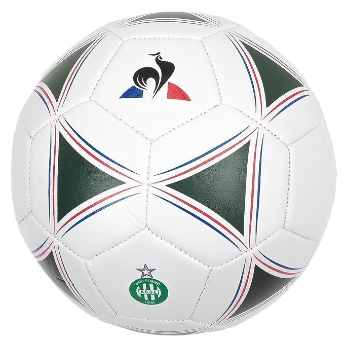 Le Coq Sportif - ASSE balón 2017/18 - Balón Fútbol Ocio - blanco ...