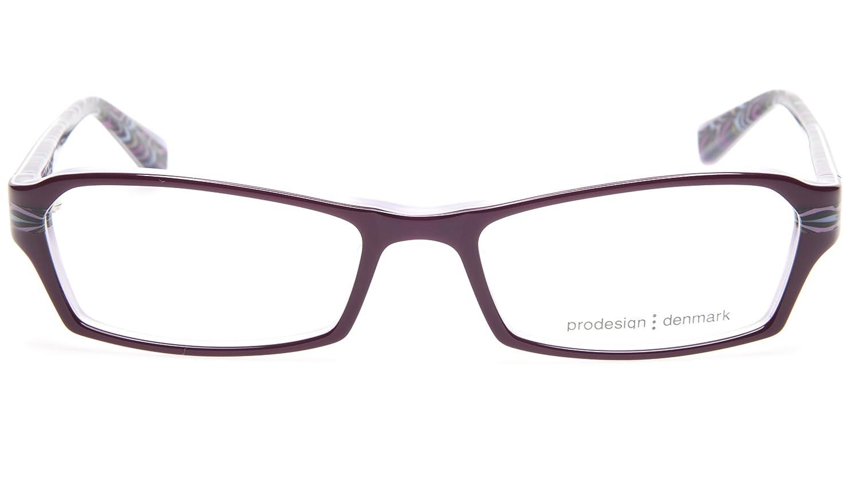 NEW PRODESIGN DENMARK 1671 c.3032 purpleC EYEGLASSES FRAME 5116130 B26mm Japan