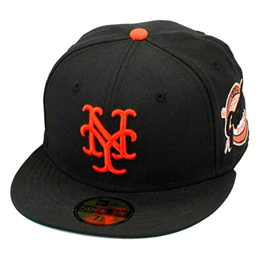 24b820013aac8 New Era 59fifty New York NY Giants Authentic Baseball Hat Cap 1954 World  Series Side Patch
