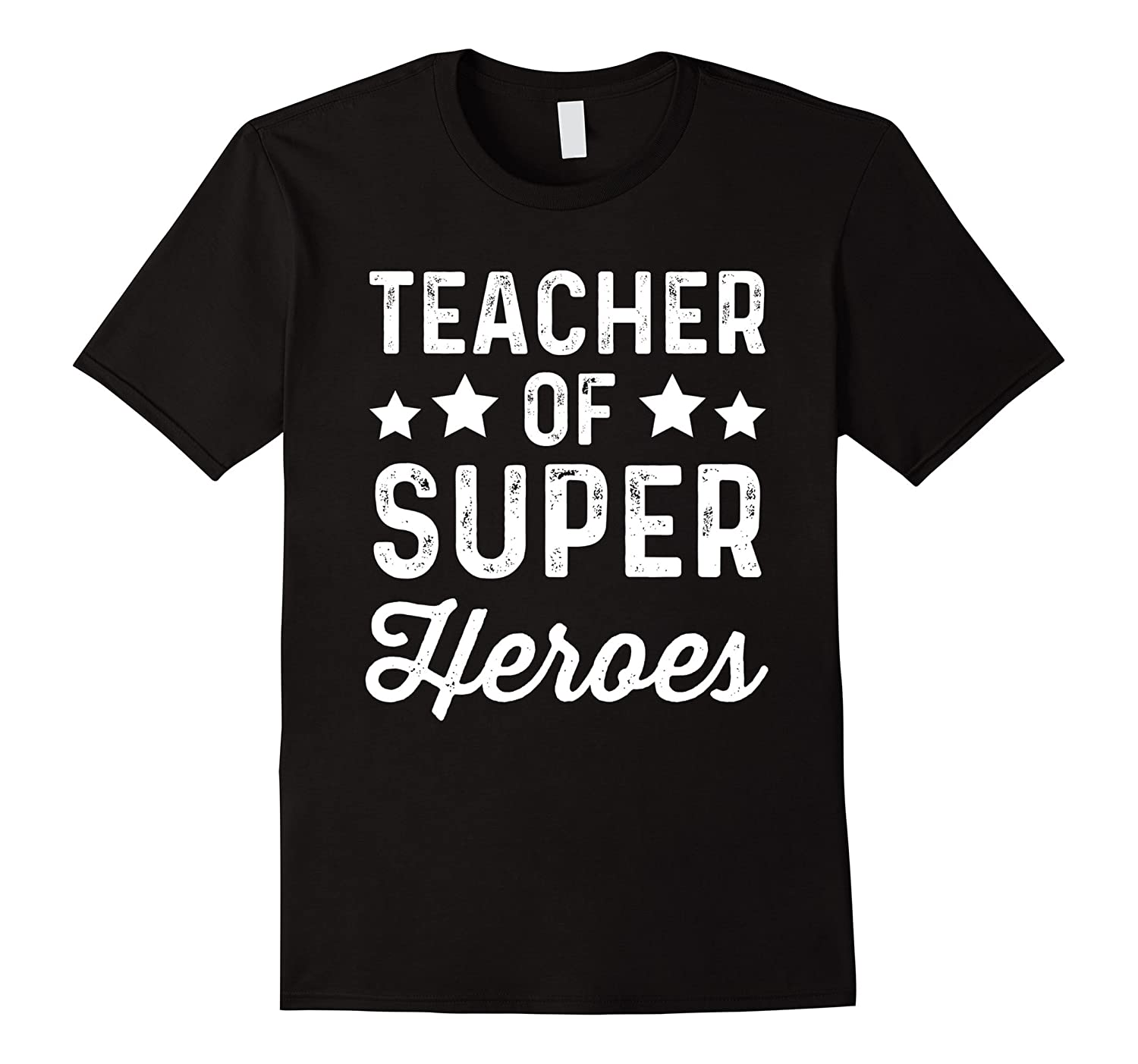 Teacher of Super Heroes | Funny Superhero Instructor Shirt-ANZ
