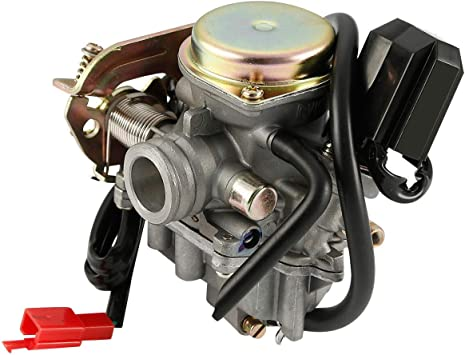 50CC SCOOTER MOPED ATV GY6 CARBURETOR CARB For Panterra Fusion X-Treme Lifan
