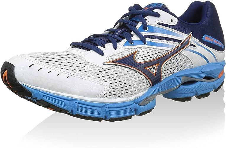 Mizuno Wave Inspire 10, Chaussures de Running Homme, Blanc