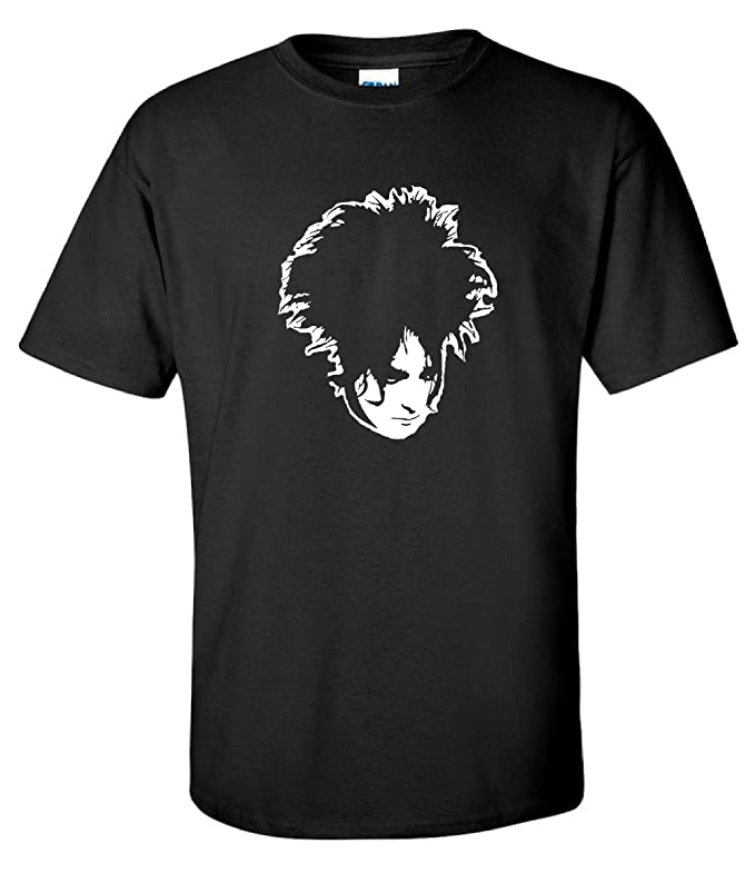 Rovert Smith The Cure T-shirt, S to XXL