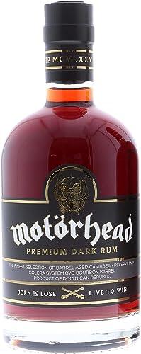 Motörhead Premium Dark Rum 40% - 700 ml