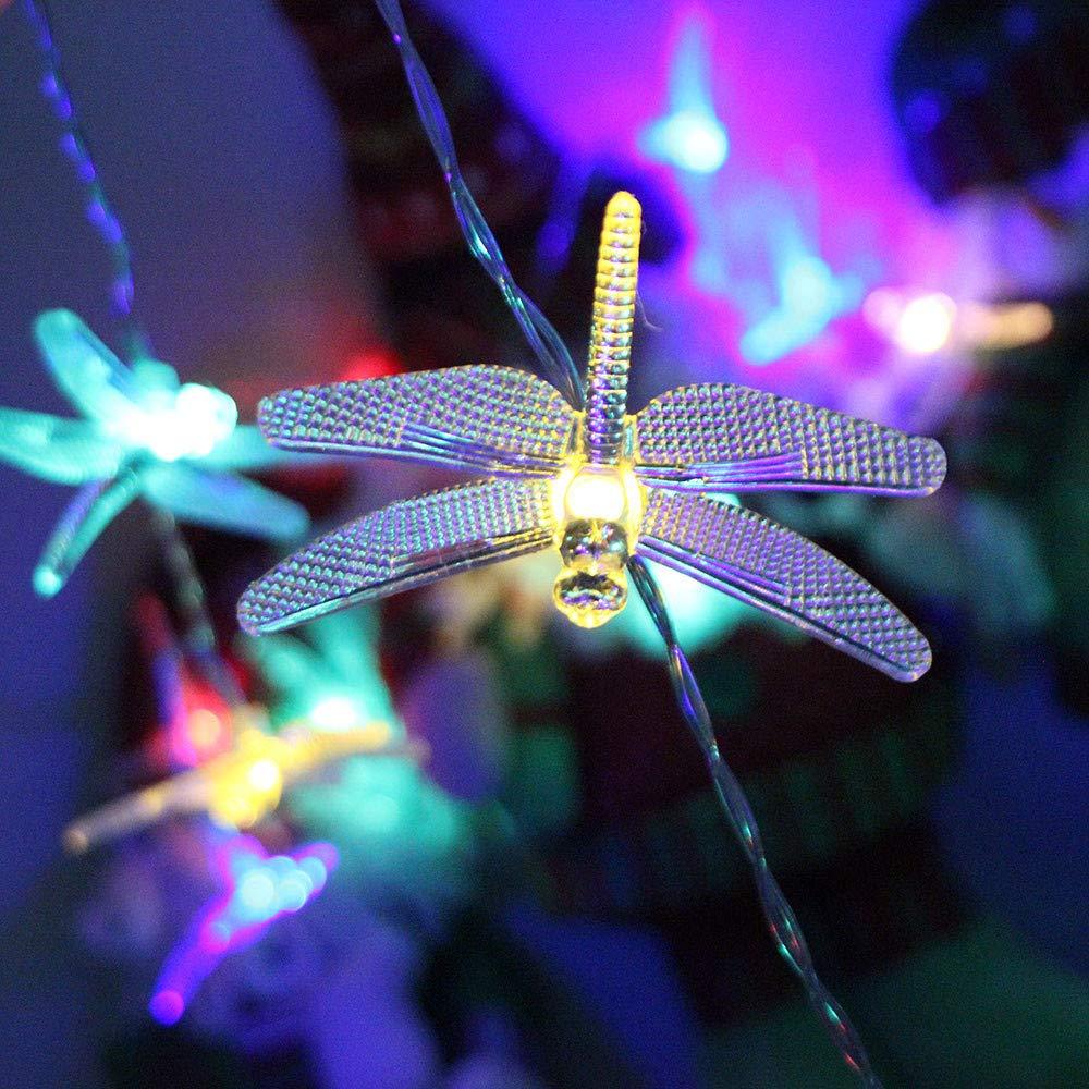 Amazon.com: ASERTYL - Guirnalda de luces de noche con forma ...