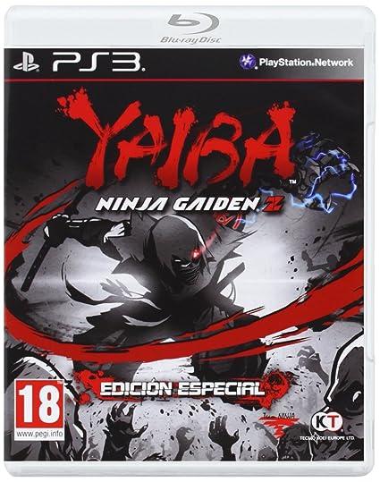 Yaiba: Ninja Gaiden Z - Special Edition: sony playstation3 ...