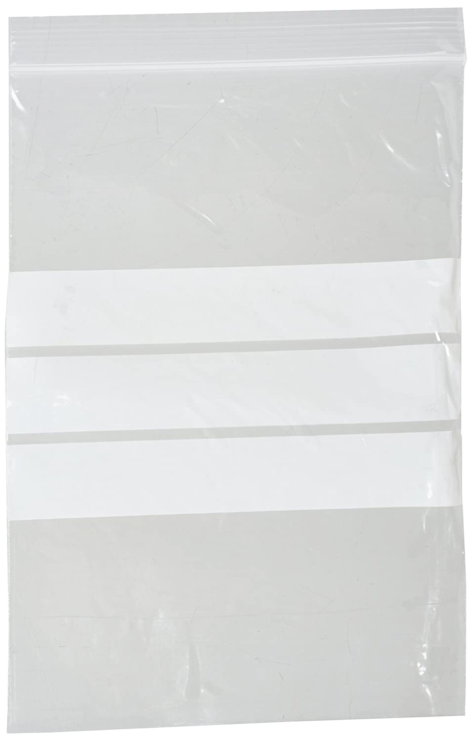 Edulab 153-527 Zip Lock Bags, ISG, 125 mm x 190 mm (Pack of 1000)