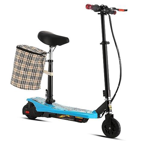 begorey retráctil de patinete de 2 ruedas Mini eléctrico ...