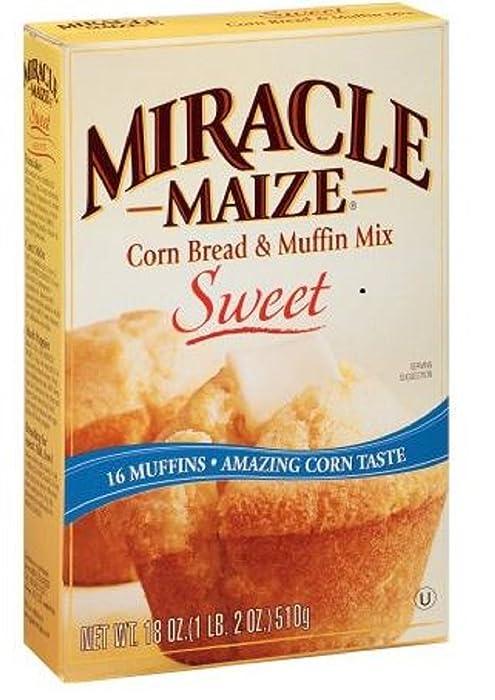 Top 10 Miracle Maze Cornbread Mix