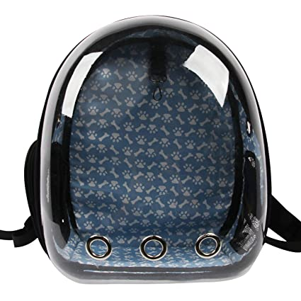 1e6e5e8969a Amazon.com : HBuir Innovative Diamond Traveler Pet Carrier Shoulder ...