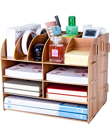 Amazon.es: Materiales, organizadores y dispensadores de escritorio ...