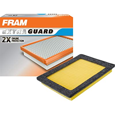 FRAM CA9687 Extra Guard Flexible Rectangular Panel Air Filter: Automotive