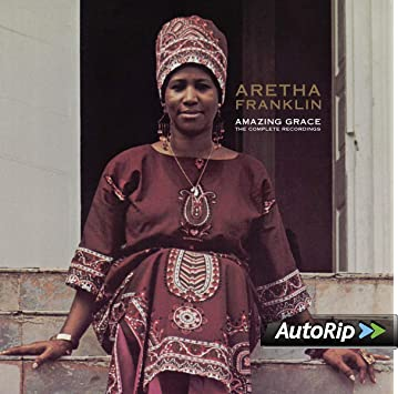 Franklin, Aretha - Amazing Grace The Complete Recordings (4 LP-Vinilo)