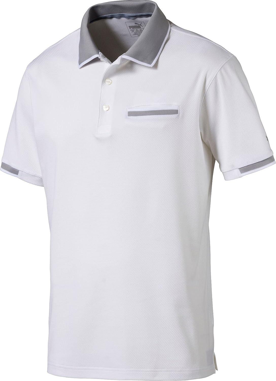 [プーマ] メンズ シャツ PUMA Men's PWRCOOL ADAPT Golf Polo [並行輸入品]   B07DG24Q23