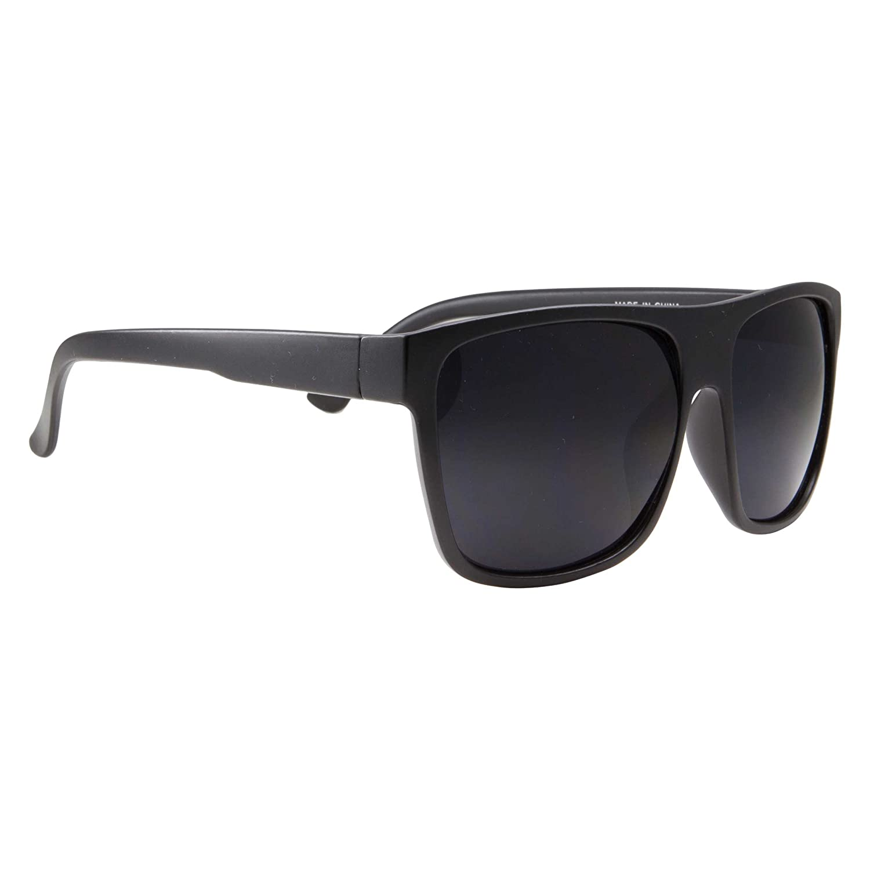 8e1c123ae36d Amazon.com  MMA Post Fight Interview Sunglasses Limo Tint Super Dark Lens  Mens Large Black Freestyle Thin  Clothing
