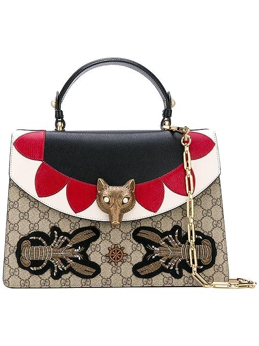 875131d7346 Gucci Women s 466432K9GEX8027 Multicolor Leather Handbag  Amazon.ca  Sports    Outdoors