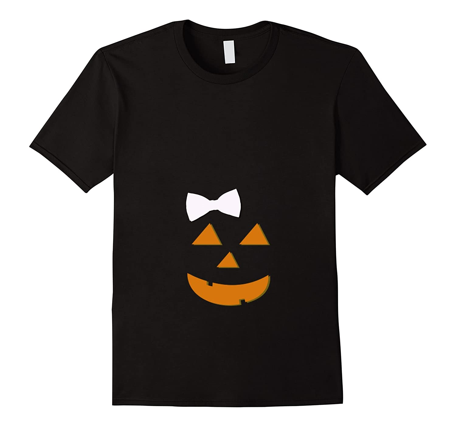 0cf085278273d Baby Girl Maternity Pregnancy Pumpkin belly Halloween Shirt-BN ...