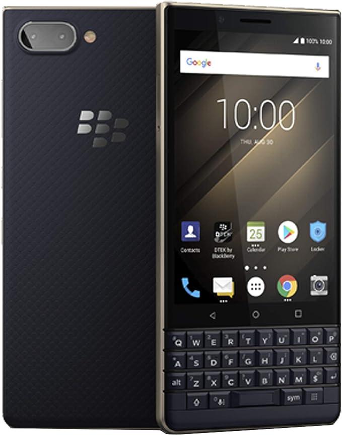 BlackBerry KEY2 LE (Lite) Dual-SIM (64 GB, BBE100-4, Teclado ...
