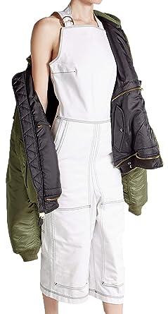 detailed look top design official shop Amazon.com: Vetements x Carhartt Workwear Sleeveless Cotton ...