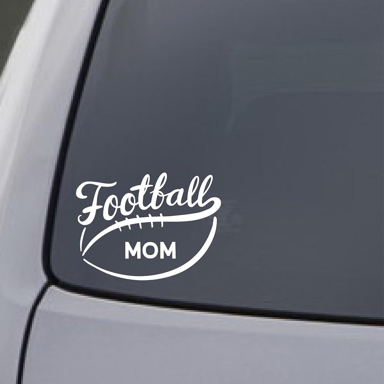Car Sticker Football Mom Decal Window Truck Laptop Gift Vinyl 8