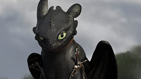 Posterhouzz Movie How To Train Your Dragon 2 Toothless Hd