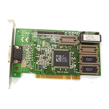 ATI TECHNOLOGIES INC. ATI-264VT2 PCI DRIVERS FOR PC