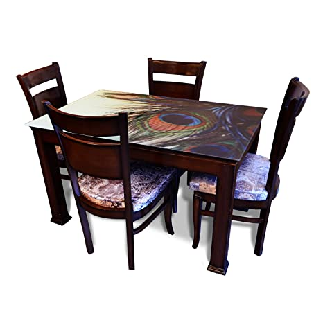505244c81bc Pharneechar s Affordable Classic 4 Seater Dining Table Set