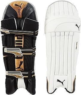 Puma 2018Evo Se de Cricket Jambières–Blanc/Noir/Or–Homme–Ambidextre