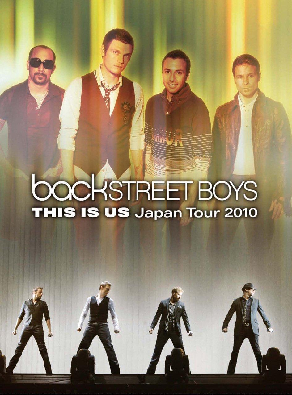 Backstreet Boys THIS IS US Japan Tour 2010 ??? [DVD]
