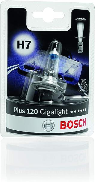 Bosch Glühlampe Gigalight Plus 120 Xenongas H7 12v 55w Px26d Anzahl 1 Auto
