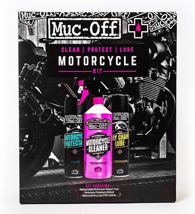 Muc Off Reiniguns Kit Basis Moto Auto