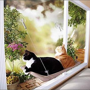 Rosavida hamaca para gato ventana con ventosa dormir cama ...