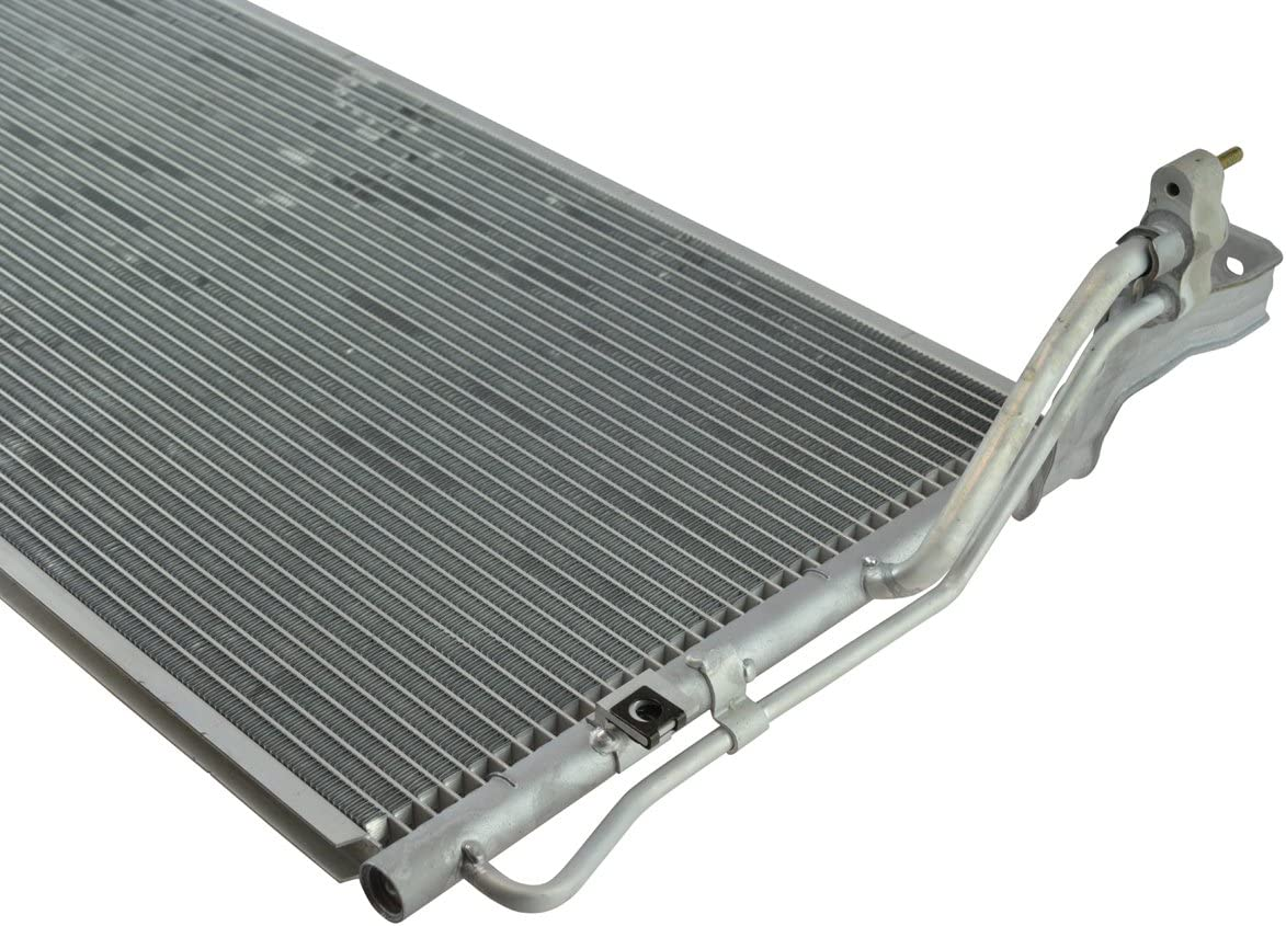 AC Condenser A//C Air Conditioning with Receiver Drier for 01-06 Hyundai Santa Fe