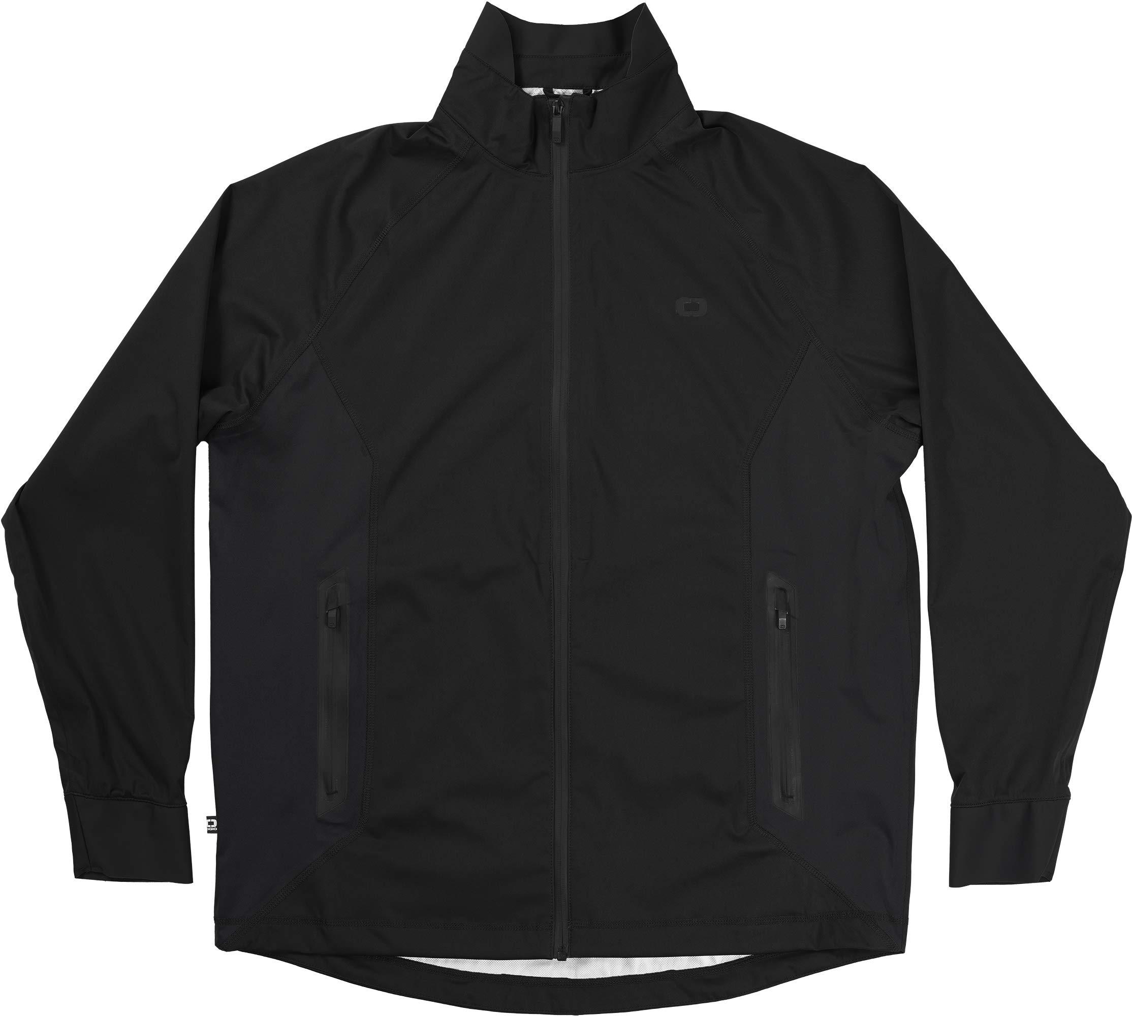 Ogio All Elements Rain Jacket, Black, Large