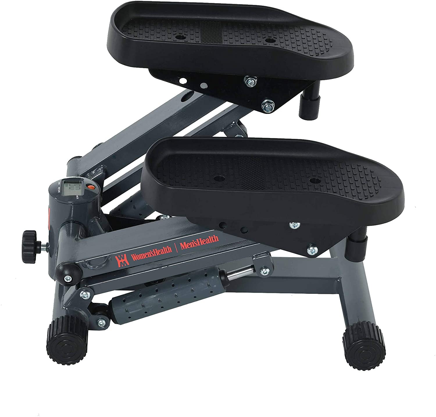 Cardio Stair Stepper with Adaptable Resistance Bands