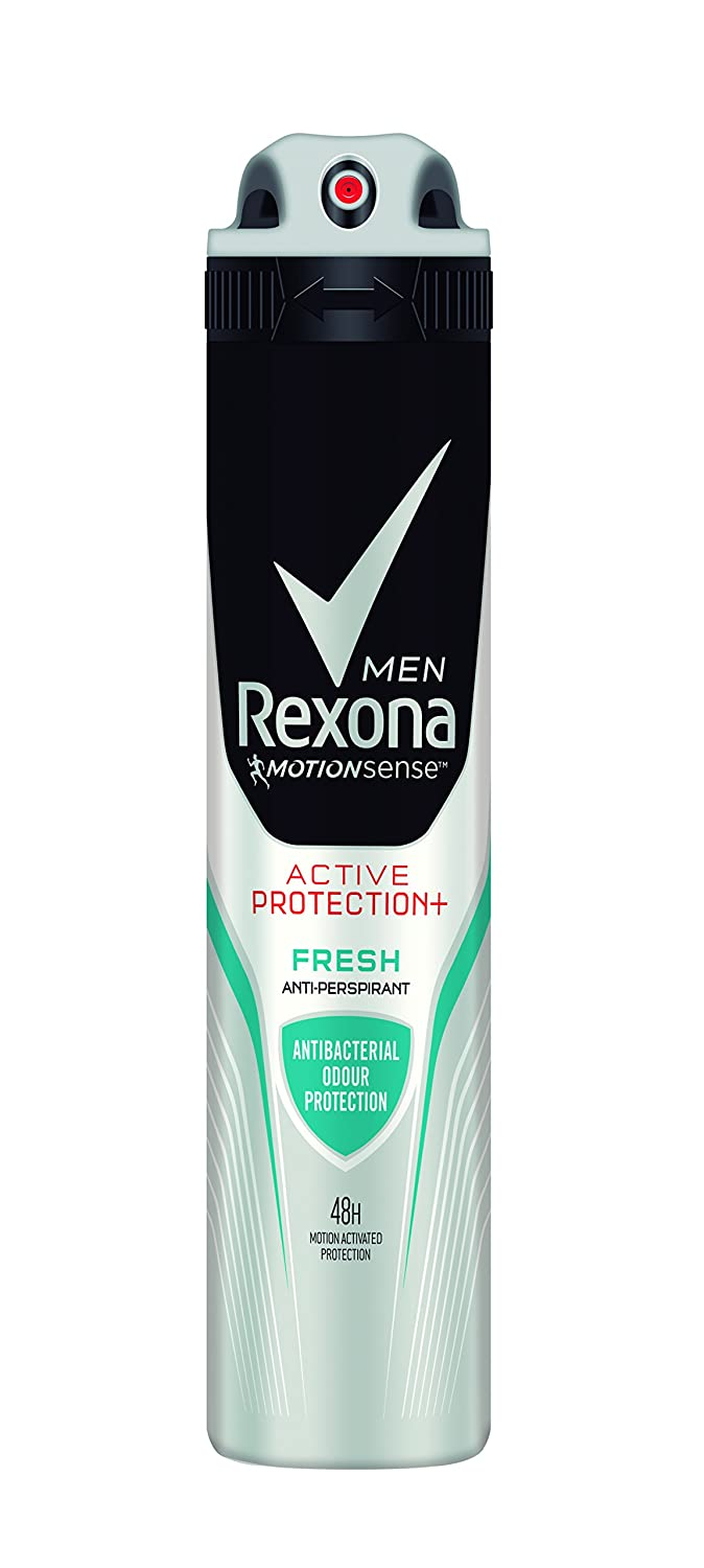 Rexona Desodorante Invisible Ice Fresh Hombre - 6 desodorantes de 200 ml - Total: 1200 ml